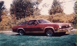 Official Show Us Your Car ( 73-77 ) 1973