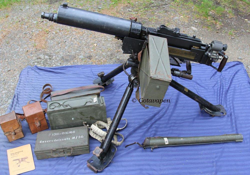 armes réglementaires en 6.5x55 suédois Ksp36_1001v