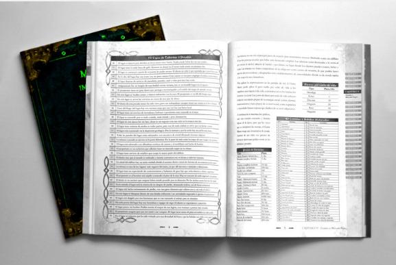 [Crowdfunding] Manual de Improvisación Rol Fantasía Medieval + App 2