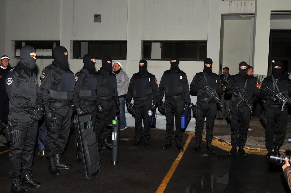 Moroccan Special Forces/Forces spéciales marocaines  :Videos et Photos : BCIJ, Gendarmerie Royale ,  - Page 9 %D8%A7%D9%84%D8%A7%D9%85%D9%86-15