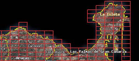 El mapa de Piri Rei esta sacado desde arriba,, 20120306b
