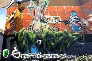 GRAFFITIS ES UN ARTE - Página 2 Graffitis