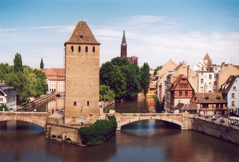 Racontez-nous votre région... Strasbourg