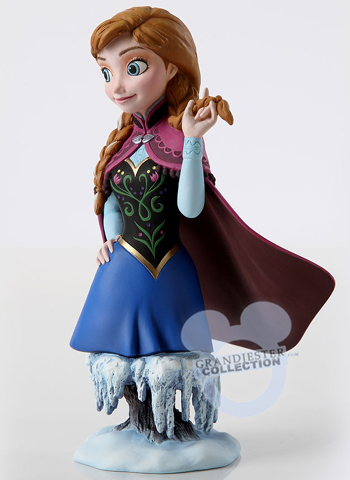 Disney Busts - Grand Jester Studios (depuis 2009) - Page 4 Anna4