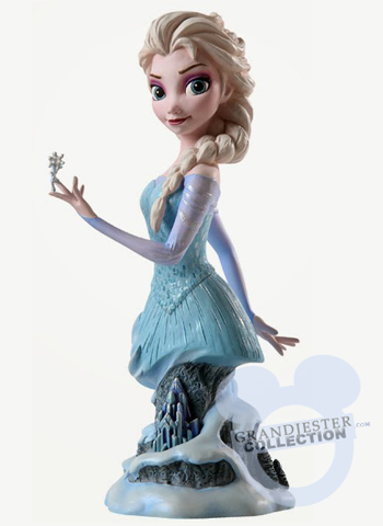Disney Busts - Grand Jester Studios (depuis 2009) - Page 4 Elsa2