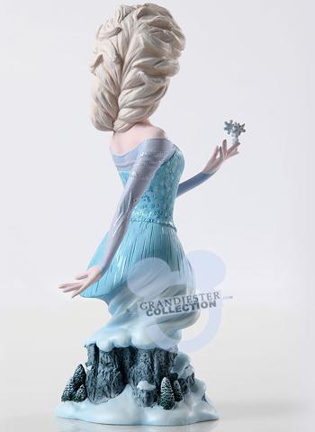 Disney Busts - Grand Jester Studios (depuis 2009) - Page 4 Elsa4