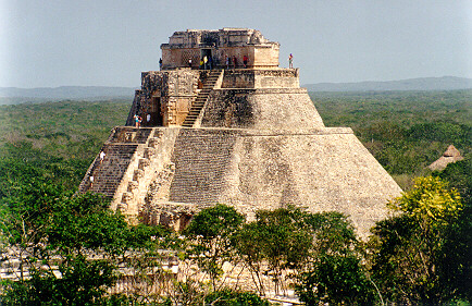 Lost Ancient High Technology In Mexico? The Case For Uxmal Of The Maya Uxmal