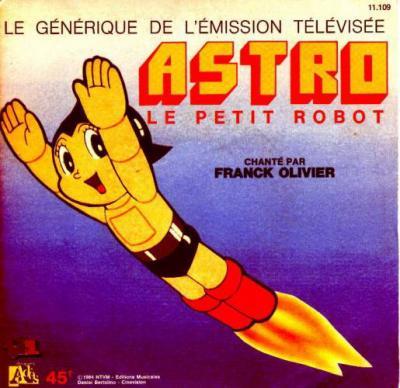 Nos dessins animés d'enfance Astro-vinyl