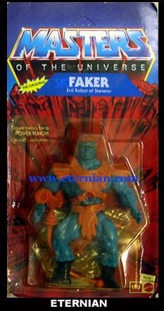 Motu made in India (LEO Toys) - 1986/199? Fakerleo