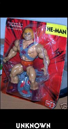 Motu made in India (LEO Toys) - 1986/199? LHMT