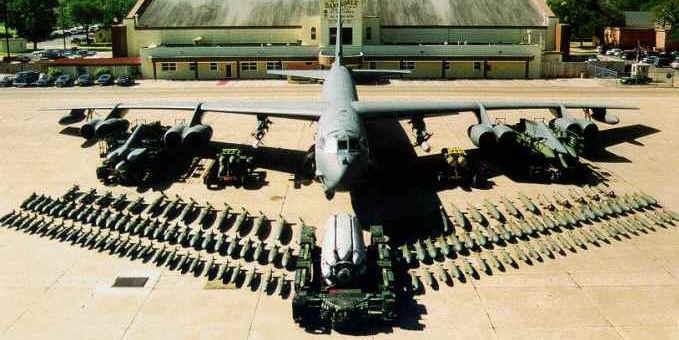 Corée du nord ou États-Unis :   Qui est une menace pour la sécurité mondiale ? B52-array