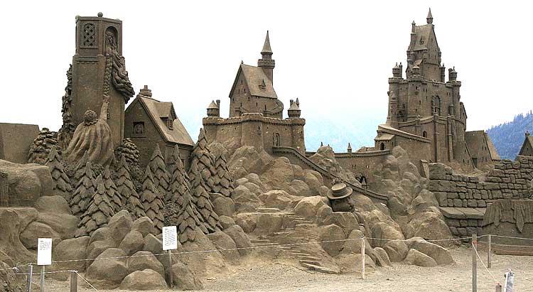Championnat du monde de sculpture sur sable _MG_4718