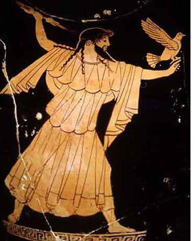 Zeus' symbols and Albanian_Epirotes Zeus