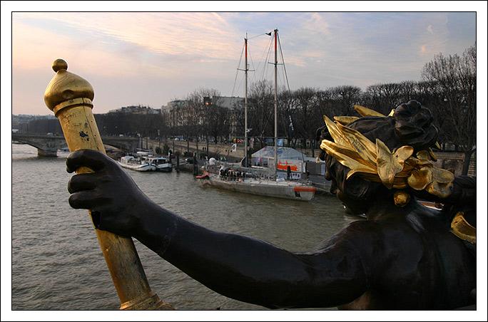 TARA à Paris du 15 novembre 2008 au 1er février 2009 IMG_4116