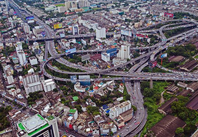Bangkok -  Après les inondations, la canicule Thailande-bangkok