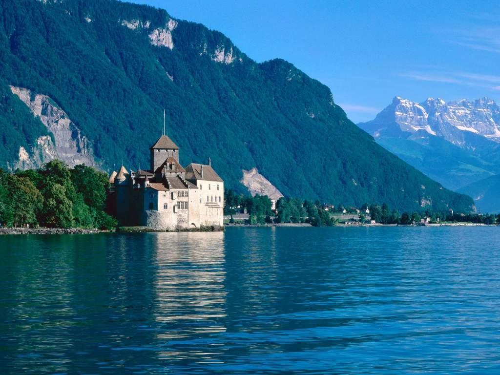 Francuska Lake-Geneva