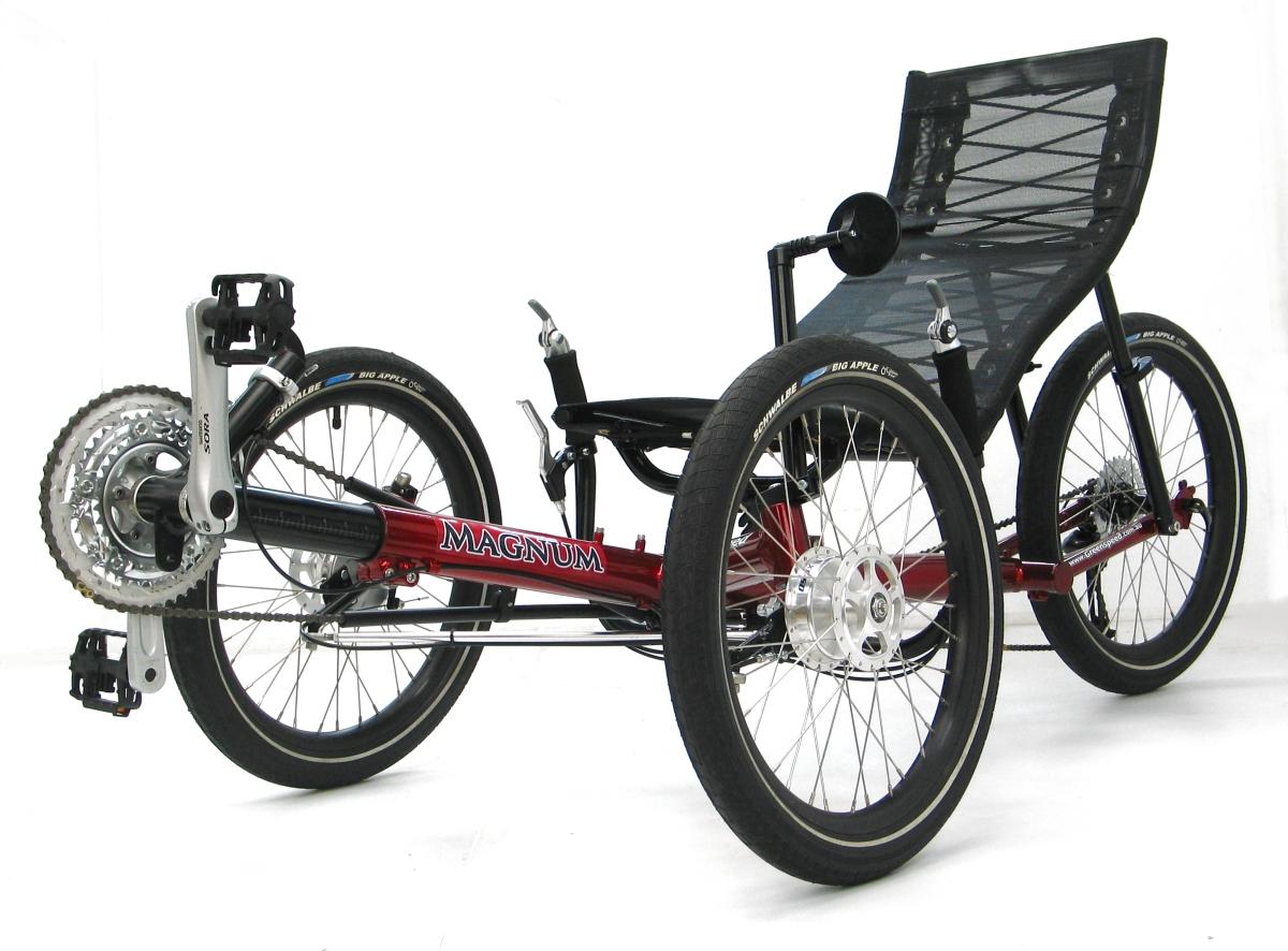 Nouveau trike Greenspeed  F.LHS.Hi