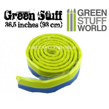 Liberty standard B. terminé Green-stuff-resine-verte-en-bande-36-5-pouce