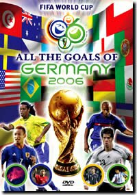 All The Goals in World Cup 2006 DVD3172