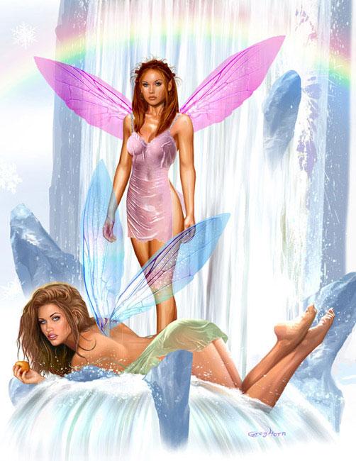 Fantasy fairy Fantasy-fairy-waterfall