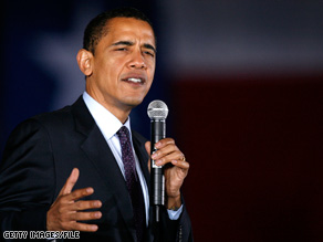 Will Mr. Obama Go To Washington? 10969