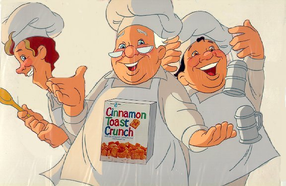FAVORITE CEREALS? (you can have more than one) Cinnamontoastcrunch
