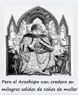 Historia del coño de la Bernarda Bernardacinco
