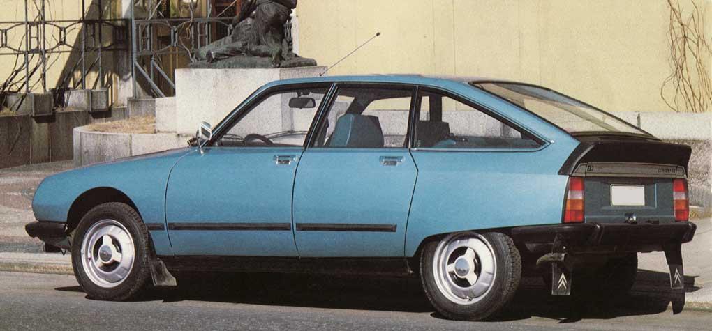 Digressions autour de la gamme: les GSX, X2 et X3 GS-X3-1979