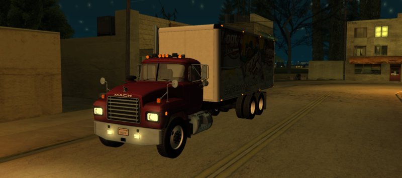 Mack RD690 Box Truck (mod para flatbed) 1517342831_sa-mp-034