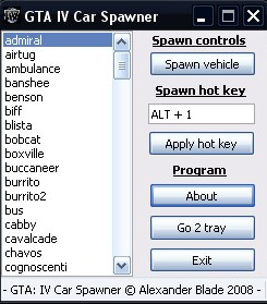 GTA IV Car Spawner GTAiv_car_spawner
