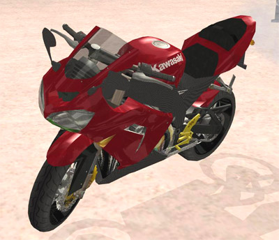My some mods. Kawasaki_Ninja_ZX_10R