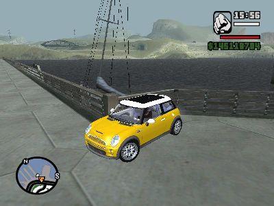 QUERIA AUTOS PARA GTA SA TOMA!! Minicoopers