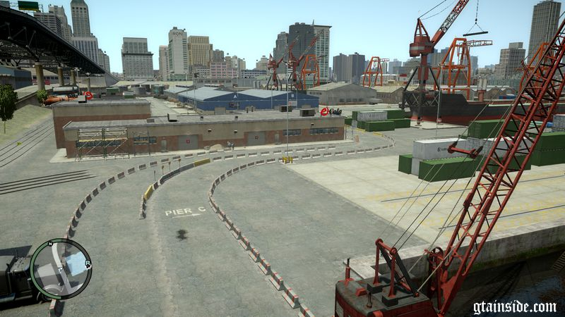 Drift Track 7# Docks  1381836049_GTAIV%202013-10-15%2010-39-32-777