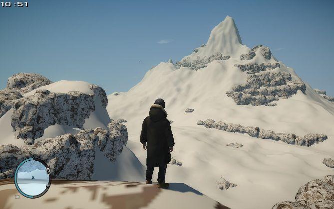 Frozen Red Dead Desert 1.2 Texture v1  1385224721_5