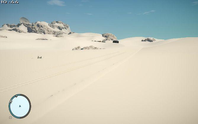 Frozen Red Dead Desert 1.2 Texture v1  1385224721_6