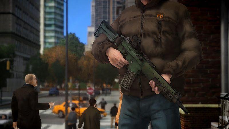 Automatic Carbine Ak5C  1388845878_04012014640