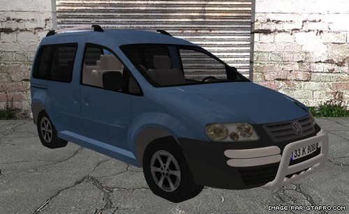 سيارات الى gta san Volkswagen_Caddy