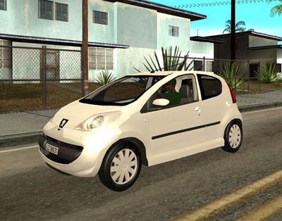 سيارات الى gta san Peugeot_107_2005