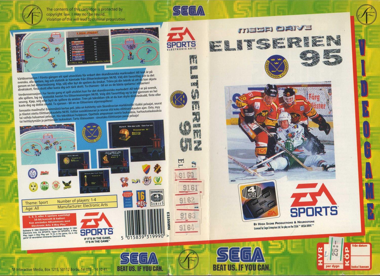 Les versions Rental de la Sega Megadrive 6028