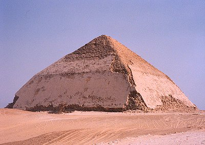 The Mystery of Bent Pyramid of Egypt - Part 1 Bent-NW-2001-2