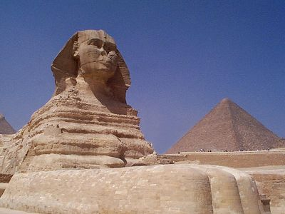 اجمل صور مصر Sphinx-southeast-2001