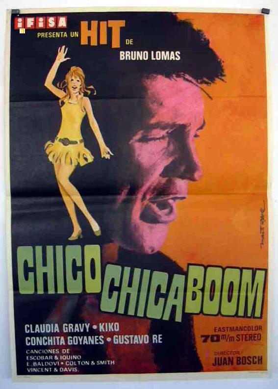 """""""La Chica del Viernes""""...quiere bailar - Página 3 Chico-chica-boom"""