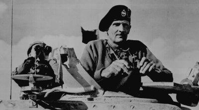 Présentation de Rommel Montgomery_africa