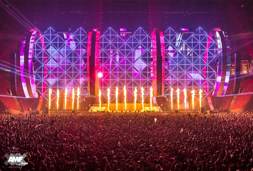 AMSTERDAM MUSIC FESTIVAL - 19 Octobre 2019 - Johan Cruijff ArenA (ex Amsterdam Arena) - NL Lg-b-amf