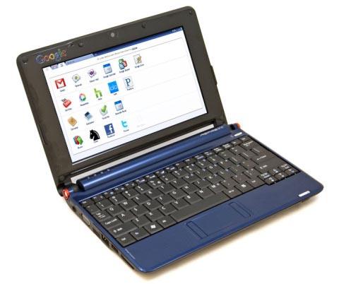 Quer ser um Tester do novo Notebook da Google? Google-chrome-netbook-os