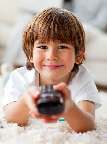 Un Niño __televisinG
