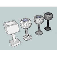 Sketchup Il peut le faire! Smooth-glass