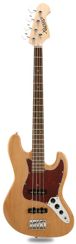 Xaviere Bass Guitars Xvjb_nt