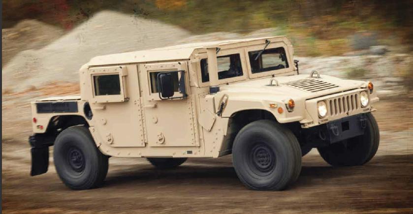 Ejercito Mexicano renueva flota de Humvees 02/04/2014 M1165A1-HMMWV
