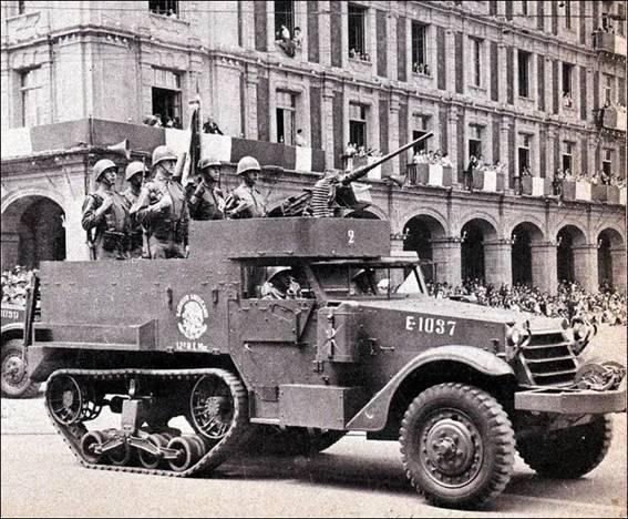 fotos vintage de las Fuerzas armadas mexicanas - Página 4 Image022